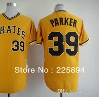 american parker - 2015 New Men s American Baseball Jersey Dave Parker Orange M N Baseball Jerseys Embroidery and all Stitched