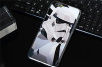 apple mobil phone - Star Wars Case For Iphone S Mobil Phone Back Cover Case R2D2 Star Wars Coffee Stormtroopers