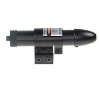 riflescopes red dot - Tactical Red Dot Laser Sight Rifle Gun Scope For Pistol Gun Compact Hunt W2280A