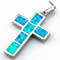 Wholesale blue opal jewelry with cz stone mexican opal pendant animal pendant OP180A