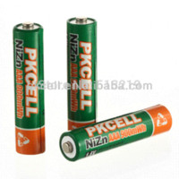 alkaline battery recharger - 1Blister PKCELL V AAA Batteries mWh Ni Zn Rechargeable Battery For Toy Camera recharger battery