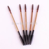 beat tips - Beat Eyebrow Pencils Brown Black Two Tips