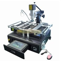 air shuttle - Shuttle Star SP380II PLC Control Hot Air BGA Rework Station System BGA Soldering Welding Machine