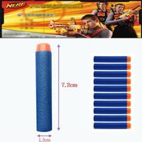 Wholesale 10pcs cm Refill Darts for Nerf N strike Elite Series Blasters Toy gun