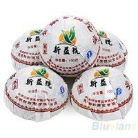 Wholesale Xin Yi Hao Menghai Tuo Cha Puer Tea g Ripe FN