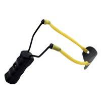 Wholesale Folding Wrist Sling Shot Slingshots High Velocity Hunt Brace Outdoor Hunting Toy Gift