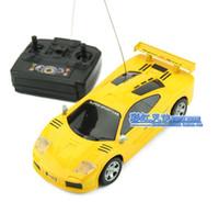 automobile electric motors - Hot sale Hyperspeed four channel child remote control automobile race toy car sedan remote control car