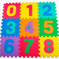baby crawling pads - Children s Game Blanket Baby Crawling Mat EVA Game Pad Puzzles Baby Waterproof Random Color cm MC