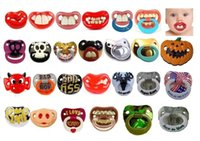 Wholesale BB1931 Styles Billy Bob Pacifiers Dummy Cpw baby Teether Pacy Orthodontic Nipples