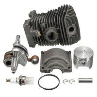 stihl chainsaw - 2015 Brand New Engine Motor Cylinder Piston Crankshaft Chainsaw For Stihl MS230 MS250 order lt no track