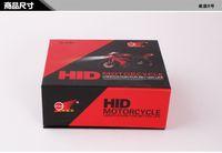 Wholesale 12V w MotorcycleDrop shipping HID Xenon Kits H4 H6 K Single light lamp hid xenon conversion kit