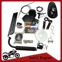 air cooled engine - 80cc Cycle Engine Motor Kit Single Cylinder Air cooling stroke Gasoline Engineengine kit for Motorized Bicycle Bike