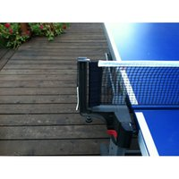 Wholesale x New Polyester Cotton Table Tennis Ping Pong Replacement Net Standard Ping Pong order lt no track