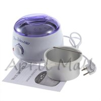 wax pot - Portable Deplitory Wax Heater Hot Pot Paraffin Wax Warmer Home Salon Spa Feet Hands Body Waxing Machine Hair Removal Beauty Care