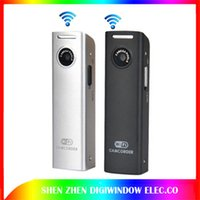 Wholesale New WiFi camera C100 IP Camera HQ mini camcorder good digital dv dvr with retail package