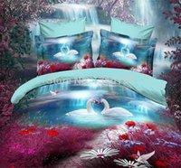 Cheap edredon curtain Best 3d bedding