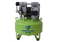 Wholesale GA Noiseless Oil Free Oilless Air Compressor Motors L Tank W L min One By One Dental Chair
