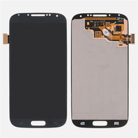 Wholesale OEM LCD Display Touch Screen Digitizer Assembly For Samsung Galaxy S4 SIV I9500 I9505 M919 I337 I545 L720 Replacement HK Post