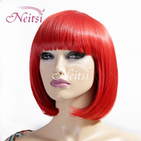Cheap straight Best synthetic hair