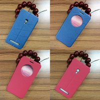 Wholesale zenfone phone cases to protect shell membrane ultra thin with intelligent dormancy feature phone set of protection sleeve