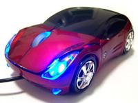 Wholesale Car shape USB Optical MOUSE FOR PC LAPTOP D USB mouse car usb mouse