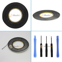 Wholesale 1mm mm mm Double Sided Adhesive Sticky Tape For Mobile Phone Tools New order lt no track