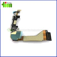 cable connector - For IPhone S Dock Connector Charging Charger Port Flex Cable Ribbon Replacement DHL