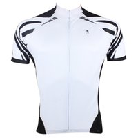 Wholesale Cycling Jerseys New MTB Jersey Bike Motorcycle Cycling Shirt Clothes for Men Short Sleeves black and white