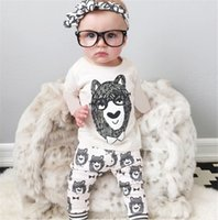 Cheap 2015 autumn children's clothing suits long-sleeved baby suit Children's Outfits & Set foreign trade of small monster children cartoon cotton