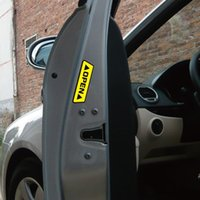 accord safety - Car Door open reflective stickers warning accord pedestrians safety driving each car necessary choice