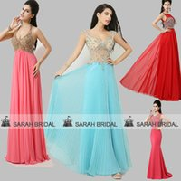 Wholesale 2015 Luxury In Stock Prom Evening Dresses For Spring Summer Women Young Girls Homecoming Formal Social Wear Mixed Order Bulk Cheap