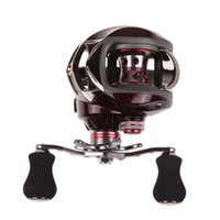 bait caster - BB Left Hand Handed Saltwater Saltwater Baitcasting Fishing Reel Lure Bait Casting Caster YZ MTY3