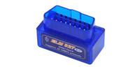 2,015 Date Super Mini Scanner OBD2 ELM327 V2.1 ELM 327 Interface Bluetooth Car Auto Diagnostic Tool DHL gratuitement