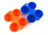 egg container - 2014 New Fashion Folding Plastic Eggs Case Brand Mini Cheap Container Box For Picnic