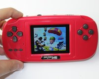 Wholesale 2015 New Children Gift PVP inch Game Consoles Handheld Portable Game Player TV Out Video Game Players Toys