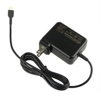 Wholesale 20pcs Portable USA Wall Charger Power Adapter V A W AC DC Power Supply for Lenovo Thinkpad C1A013CD Tablet