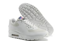 trainers - Nike Air Max Athletic Outdoor Shoes Mens Running shoes Boys Max Cushion running shoes Hiking Trainers America Flag