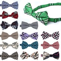 Wholesale Hot Sales Fashion Men Women Party Wedding Bowtie Classic Necktie Novelty Tuxedo Adjustable Bow Tie EA4