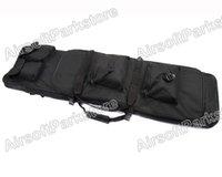 Wholesale Airsoft Tactical Dual AEG Rifle Carrying Case Bag Backpack CM Colors BK OD sports bag
