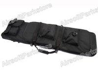 bar rifle - Airsoft Tactical Dual AEG Rifle Carrying Case Bag Backpack CM Colors BK OD sports bag