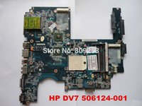 Wholesale for HP DV7 AMD S1 DDR2 Laptop motherboard Fully tested