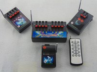 Wholesale 2015 new styling Combination of fireworks ignitors Channel electric display Music ignitor Fireworks Igniter Fireworks Firing system
