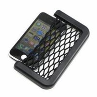 Wholesale Portable Car Tool Seat Side Back Storage Net Bag Phone Holder Pocket Organizer