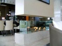 Wholesale cheap and good quality mm bio ethanol fireplace insert