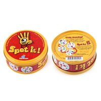 award paper - Christmas Gift Spot It Party Game Award winning game of visual perception for the whole family
