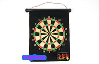 Wholesale 43 cm diameter magnetic Dart Board with darts
