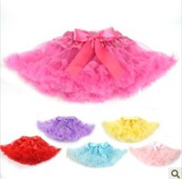 Wholesale New arrival baby girl infant toddler children Pettiskirt Butterfly Ruffle tutu skirt chiffon skirt lace skirt princess skirts bowknot Skirt