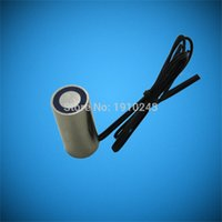 Wholesale DY Best Sale KG lbs DC V Holding Electromagnet Lift Solenoid Wholesales Sucker type electromagnet DC mini Power sucker