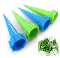 Wholesale 12X Automatic Watering Irrigation Spike Garden Plant Flower Drip Sprinkler Water