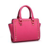 big cooler bag - luxury designer handbag Cool rivet tide portable shoulder Messenger bag Europe new style big brand women s bag Z M429